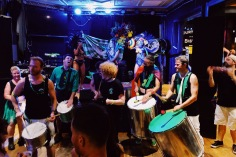 Mardi Gras 2019 at Captain Cook Hotel