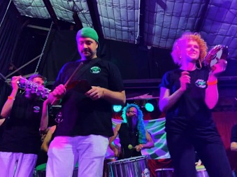 Samba Encontro De Sydney 2019 at The Red Rattler